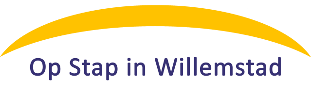 Logo op stap in willemstad