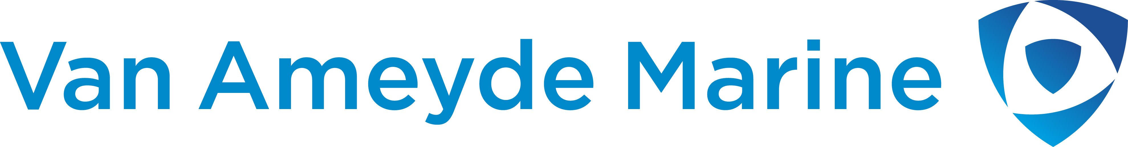 Van Ameyde Marine - Logo RGB